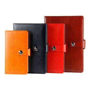RECdiary - professional leather notebook factory