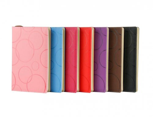 Thermo PU Leather Diary