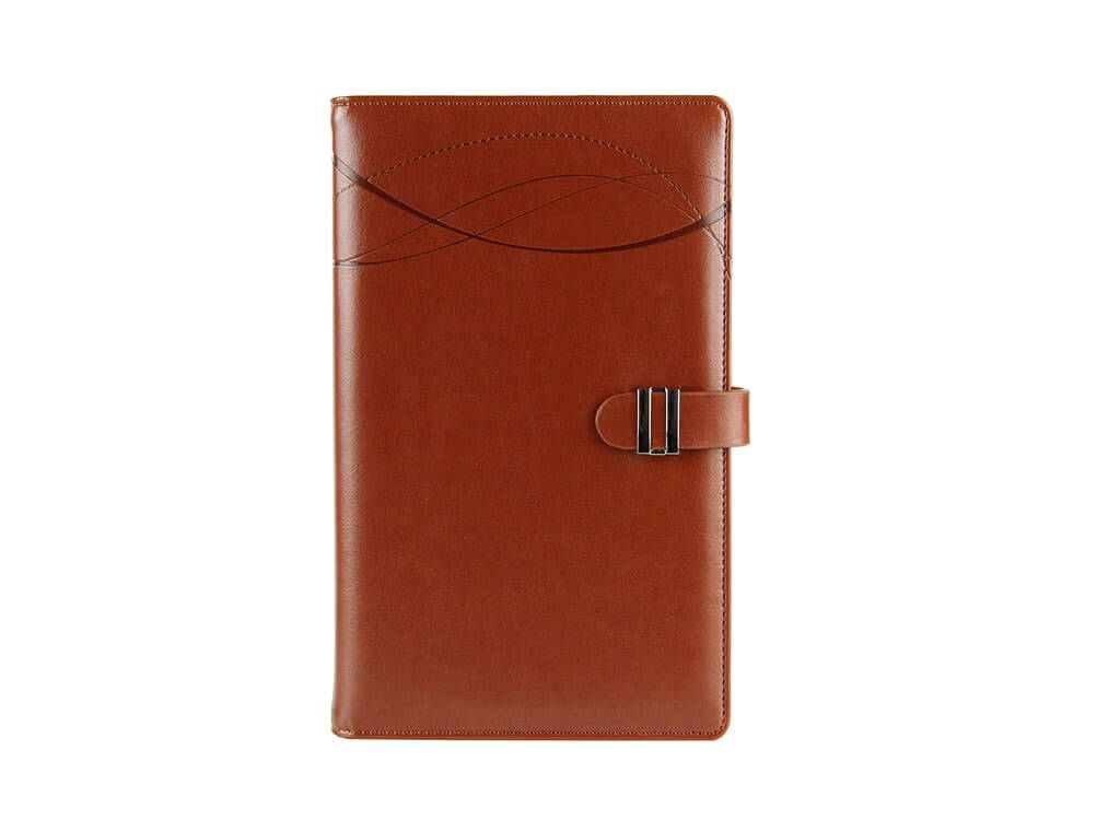 brown leather journal supplier