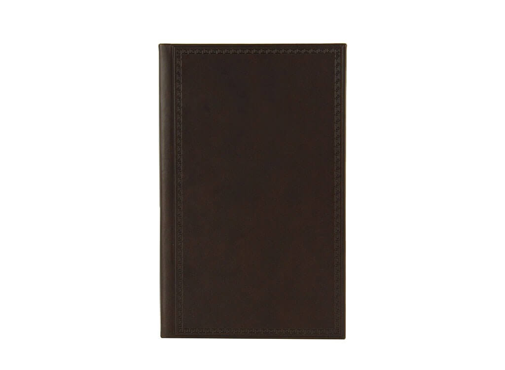thermo leather notebook china