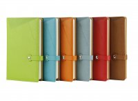 faux leather jotter supplier
