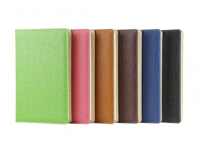 leather refillable sketchbook supplier