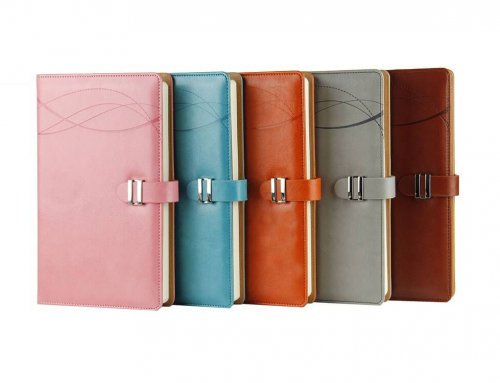 Plain PU Leather Journal
