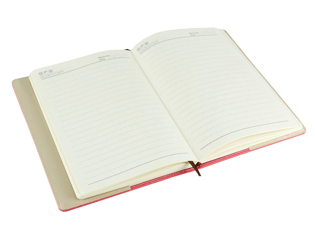 leather sketchbook refillable China