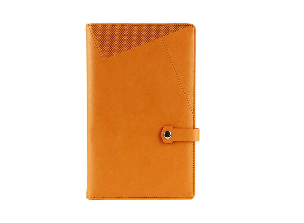 synthetic leather jotter China